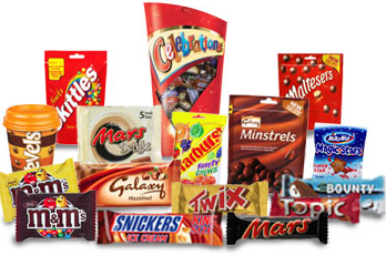 CHOCOLATE BARS & COOKIES VALUE PACKAGE - State Shops NY