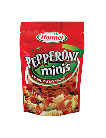 HORMEL PEPPERONI MINI MEAT