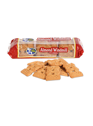 LIL' DUTCH MAID ALMOND WINDMILL COOKIES |STATE SHOPS NY