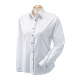 Cotton Titan Twill Button Front Shirt