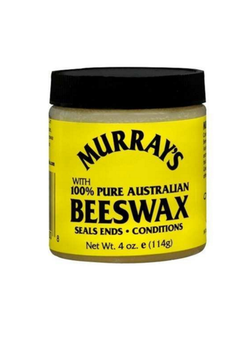 MURRAY'S 100% PURE BEESWAX 4 OZ |STATE SHOPS NY