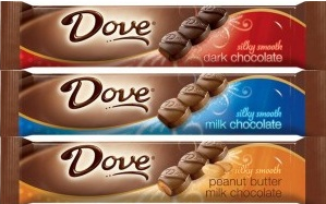 Dove Silky Smooth Chocolate Bar $2.99 |State Shops NY - State Shops NY