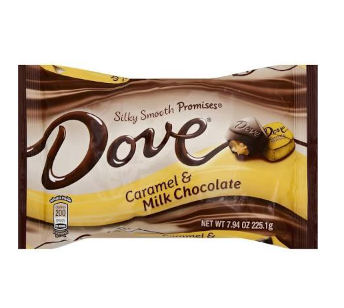 Dove Silky Smooth Promises 7.94 oz  BAG |State Shops NY - State Shops NY