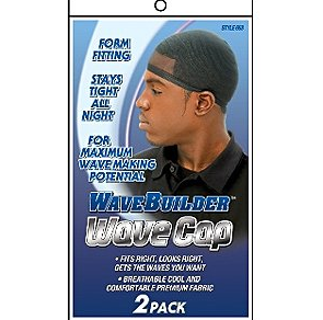 Wave Builder Wave Cap 2PK - State Shops NY
