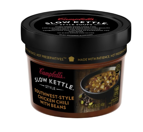 CAMPBELL'S SLOW KETTLE-STYLE SOUPS - State Shops NY