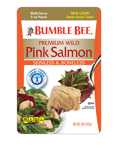 BUMBLE BEE PREMIUM WILD PINK SALMON - State Shops NY
