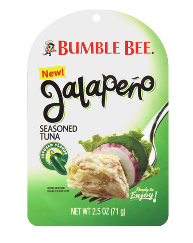 BUMBLE BEE® SEASONED TUNA POUCH - State Shops NY