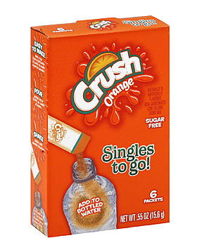 CRUSH SINGLES TO GO $1.99 - State Shops NY