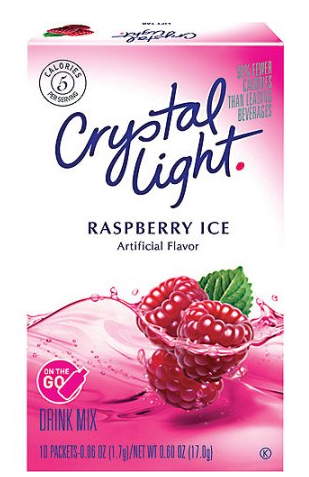 CRYSTAL LIGHT ON THE GO MIX, 10CT - State Shops NY
