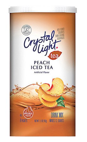 CRYSTAL LIGHT SUGAR FREE ICED TEA MIX - State Shops NY