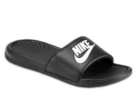 NIKE BENASSI SWOOSH MEN'S SLIPPER