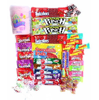 Super Candy Value Package 50ct - State Shops NY