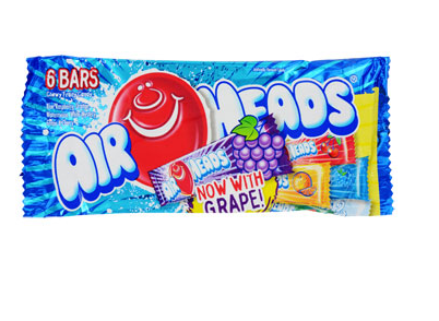 Airheads, 6-ct. Packs