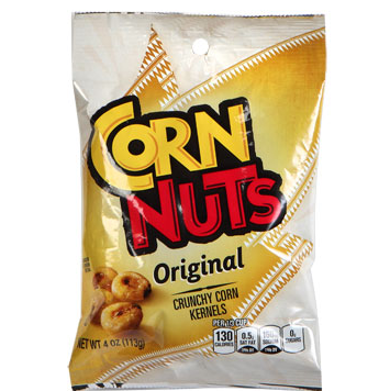 Original Flavor Corn Nuts, 4-oz. Bags - State Shops NY