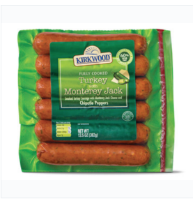 Kirkwood Fully Cook Sausages