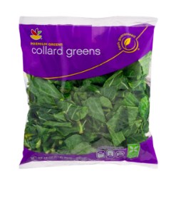 Collard Greens in Bag 1lb - State Shops NY