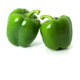 2 Peppers Bell Green