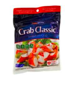 Trans-Ocean Classic Imitation Crab Meat - State Shops NY