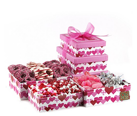 3 Tier Candy Love Tower - State Shops NY