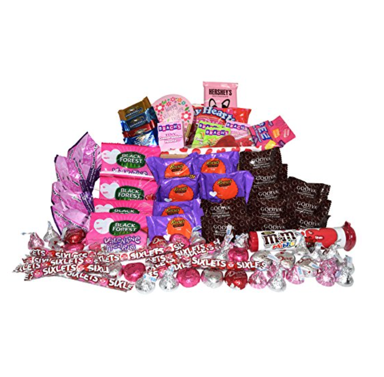 My Sweetheart Candy Care Package $19.99