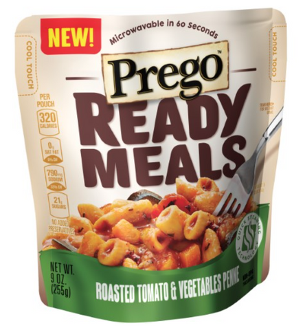 Prego Ready Meals 9oz Pouch