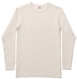 MEN'S WAFFLE COTTON THERMAL T-SHIRT | State Shops NY