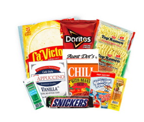 SOUPS & CHIPS VALUE PACKAGE-MED