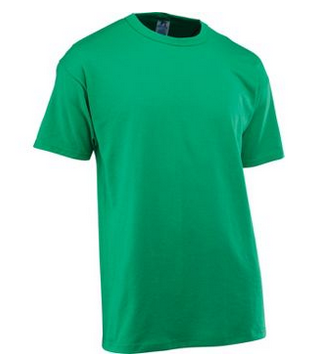 MEN'S 50/50 SOLID COTTON TEE SHIRT - State Shops NY