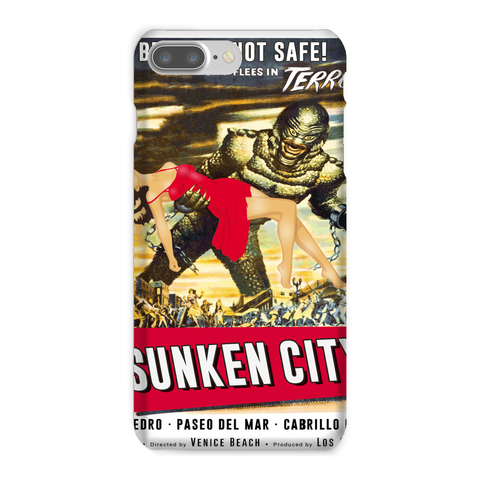 Sunken City Sea Monster Phone Case