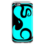 Sunken City Blue Ocotwave Phone Case