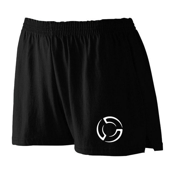 System Blue Ladies Shorts