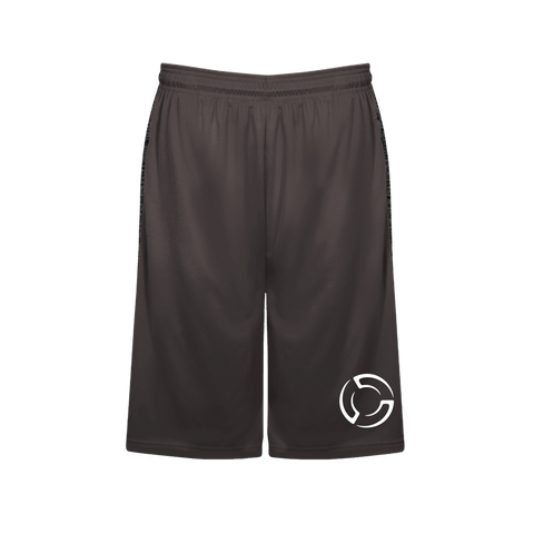 System Blue Shorts