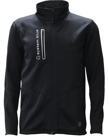 System Blue Performance Jacket