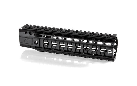 "AERO PRECISION 9"" AR-15 ENHANCED QUAD RAIL HANDGUARD GEN 2 - BLACK"