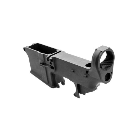 80% LOWER RECEIVER 7075-T6 ALUMINUM BLACK ANODIZED TYPE III