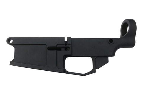 80% ARMS ANDODIZED BILLET 308 LOWER RECEIVER - BLACK