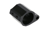 "SEEKINS PRECISION LOW PROFILE ADJUSTABLE GAS BLOCK .75"" - BLACK"