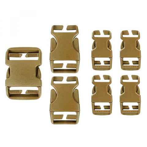 CONDOR BUCKLE REPAIR KIT - COYOTE BROWN