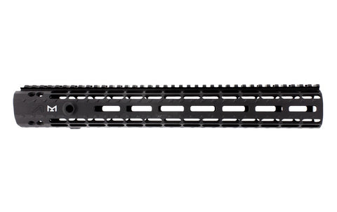 "AERO PRECISION AR15 GEN 2 ENHANCED M-LOK 15"" FREE FLOAT HAND GUARD - ANDODIZED BLACK"
