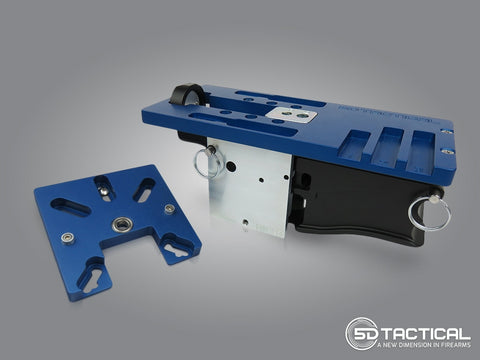 5D TACTICAL THE AR308 ROUTER JIG - UNIVERSAL AR308 / AR10 80% LOWER RECEIVER JIG