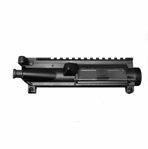 ANDERSON AR-15 UPPER RECEIVER WITH FORWARD ASSIST AND DUST COVER INSTALLED - ANDODIZED BLACK