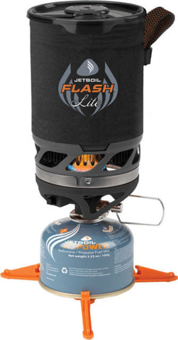 JETBOIL FLASH LITE COOKING SYSTEM - CARBON