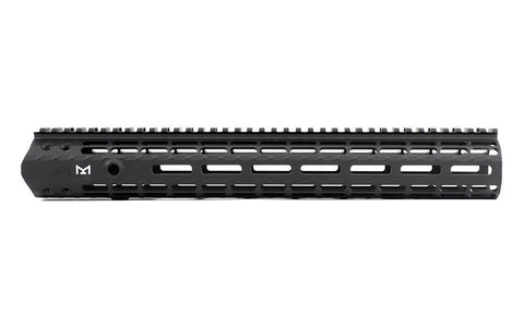 AERO PRECISION M5 .308 ENHANCED M-LOK HANDGUARD WITH DPMS BARREL NUT - ANDODIZED BLACK