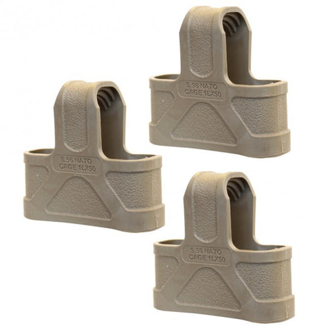 MAGPUL 5.56 MAGAZINE ASSIST 3 PACK - FDE