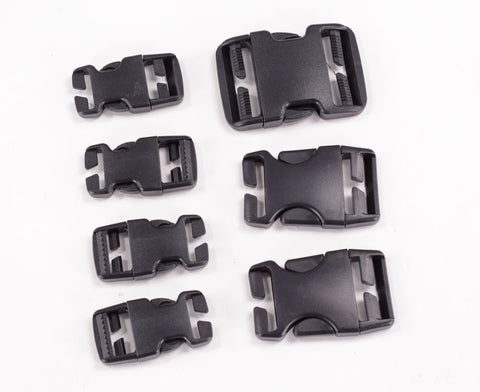 CONDOR BUCKLE REPAIR KIT - BLACK