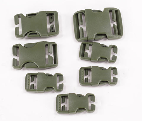 CONDOR BUCKLE REPAIR KIT - OD GREEN