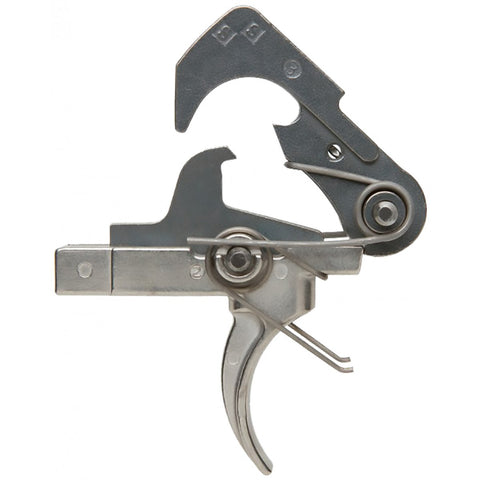 ALG DEFENSE ADVANCED COMBAT TRIGGER - NICKEL PLATED