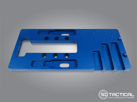 5D TACTICAL AR15 TO AR308 ROUTER JIG CONVERSION KIT