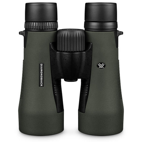 VORTEX DIAMONDBACK 12 X 50 BINOCULARS - GREEN