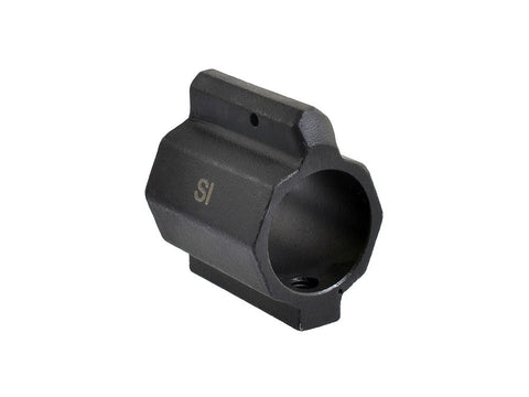 "STRIKE INDUSTRIES AR STEEL GAS BLOCK .75"" - BLACK"